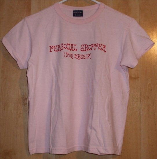 Aeropostale shirt sz Small Tomboy Fit personal shopper   001239
