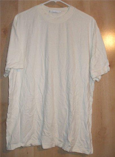 Perry Ellis shirt sz XL mens tee cotton   001248