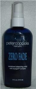 Peter Coppola NY Zero Fade Moisture Balancing Mist NEW