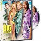 The Big Bounce DVD Owen Wilson Morgan Freeman Charlie Sheen Sinise Foster Jones