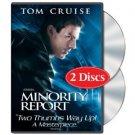Minority Report DVD Tom Cruise Steven Spielberg 2-disc