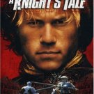 A Knight's Tale DVD Heath Ledger Special Edition