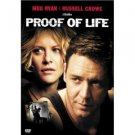 Proof of Life DVD Meg Ryan Russell Crowe