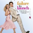 Failure to Launch DVD Matthew McConaughey Sarah Jessica Parker