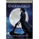 Underworld DVD Kate Beckinsale Scott Speedman Special Edition