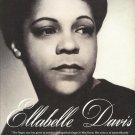 Vintage 1943 Ellabelle Davis Opera Promo AD