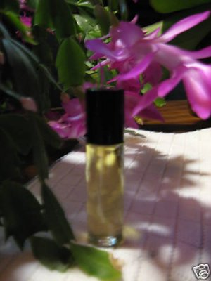 ORCHID Fragrance Oil 1/3oz Roll-On Bottle