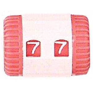 Clover Knitting Register Row Counter ~ Use with Straight Needles up to U.S. size 10 1/2 (6 1/2 mm)