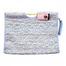 "Suzy's Hobby Basket Tote Bag ~ Burns Tote Bag ~ 16""x 13""x 3 1/4"" ~ Carry your projects easily"