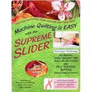 Supreme Slider, Free-Motion Machine Quilting Teflon Mat~Your Quilt Sandwich will Slide Effortlessly!