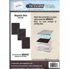 "Craftwell Cut'n'Boss, eBosser, Magnetic Shim 3-Pack, use with thin metal dies, 8.5"" x 12"""