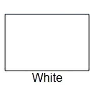 Glossy White, Adhesive Backed Vinyl Roll ~ 12� x 10� ~ Sign Vinyl for eCraft, Cricut + others
