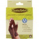 Dritz, Creative Comfort, Small Crafter's Comfort Gloves, use for Arthritis, painful + swelling hands