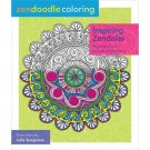 Inspiring Zendalas, Youth to Adult Coloring Book. Great Stress Relief! Be Creative! Free Shipping!