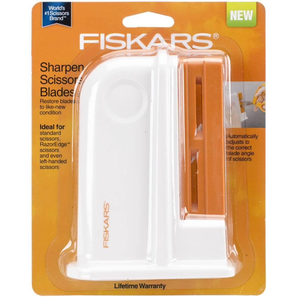 Fiskars Desktop Universal Scissors Sharpener - Free Shipping!