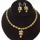Gemstone Jewelry Set-1005