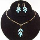 Gemstone Jewelry Set - 1012