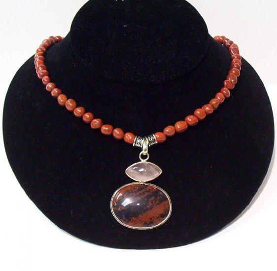 Gemstone Jewelry Set - 1019