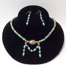 Gemstone Jewelry Set - 1021