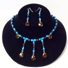 Gemstone Jewelry Set - 1023