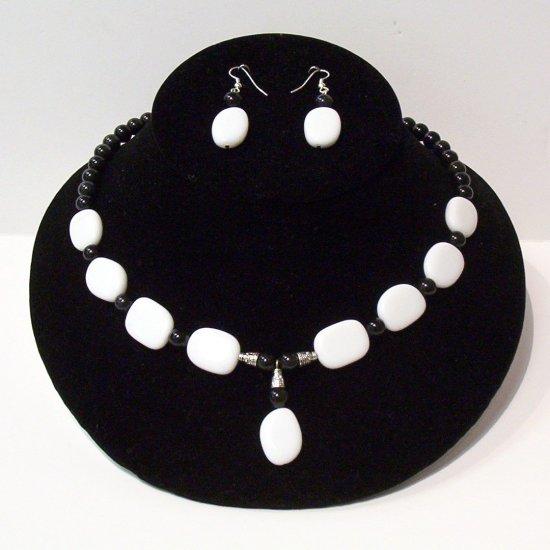 Gemstone Jewelry Set - 1029