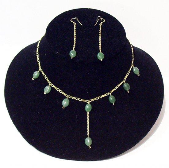 Gemstone Jewelry Set - 1030