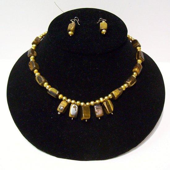 Gemstone Jewelry Set - 1031