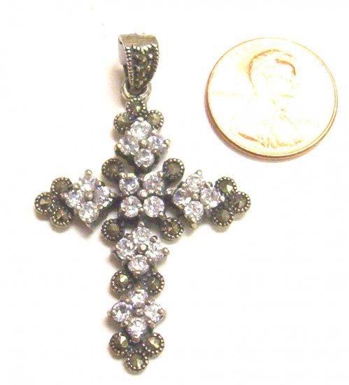 Sterling Silver Women Cross