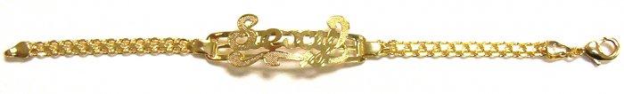 Gold Filled Women's Bracelet- sexy