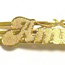 Gold Filled Women's Bracelet- Amor