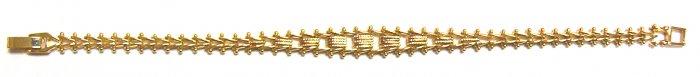 Gold Filled Women's Bracelet - Link