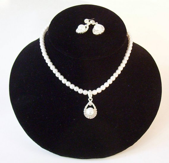 Bridal Fashion Jewelry Set- FREE SHIPPING