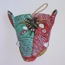 Mexican Hand Painted Animal Mask