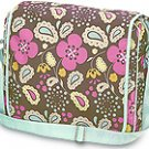 FREE SHIP Boho Flower Messenger Sling Bag Tote Diaper by RoomItUp / Room It Up FREE SHIP - USA