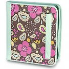 FREE SHIP Boho Flower Paisley Notebook 3 Ring Binder by Room It Up / RoomItUp FREE SHIP