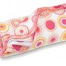 FREE SHIP Hot Pink Circle Polka Dot Fleece Blanket by RoomItUp / Room It Up FREE SHIP - USA