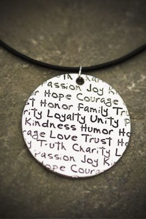 Circle of Gratitude Necklace