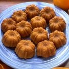 Orange Mini Bundts