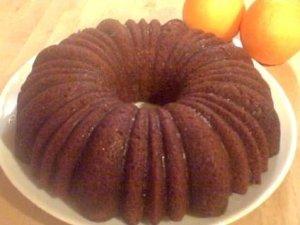 Exquisite Orange Cake