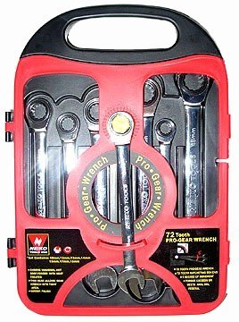 7 Pro-Gear Wrench Set  1838