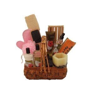 Bath and Body Works Coconut Gift Basket and More