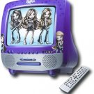 "A Entertainment Bratz 13"" TV/DVD Player"
