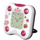 STRAWBERRY SHORTCAKE Talking Clock