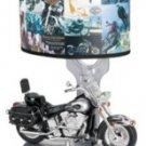 Harley Davidson Lamp