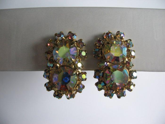 SPARKLY AURORA EARRINGS