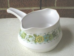 Noritake 9026 Springfield Progression China Gravy Bowl