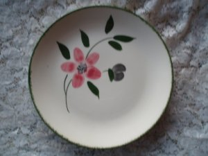 Blue Ridge Potteries Pinkie Pattern Dinner Plate #2