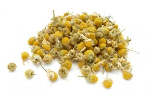 Organic Chamomile Flowers 4 oz Herbal Tea