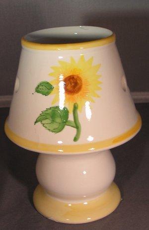 Sunflower Votive Candle Holder