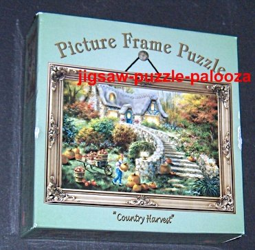 FOR SALE - 250 Piece Jigsaw Puzzle - Country Harvest - NEW / SEALED